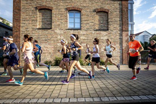 Frauenlaufkurs Saukel